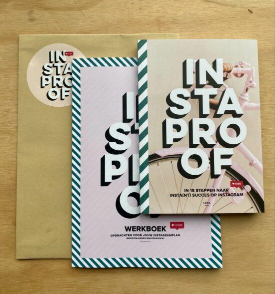 Instaproof boek en werkboek