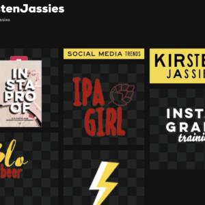 Kirsten Jassies' gifjes