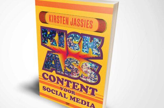Nieuw boek: Kick-ass content voor social media