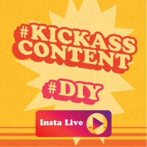 Instagram Livestream Kick-ass content voor social media
